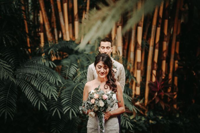 Ubud Wedding of Kim and Mike by Terralogical - 014