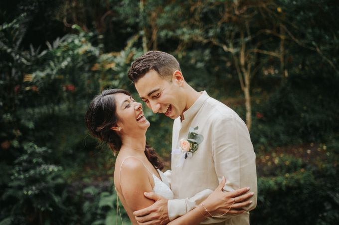Ubud Wedding of Kim and Mike by Terralogical - 016
