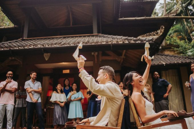 Ubud Wedding of Kim and Mike by Terralogical - 019
