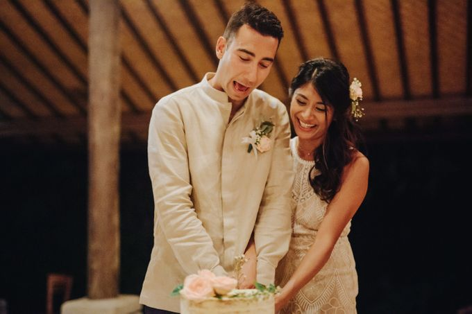 Ubud Wedding of Kim and Mike by Terralogical - 020