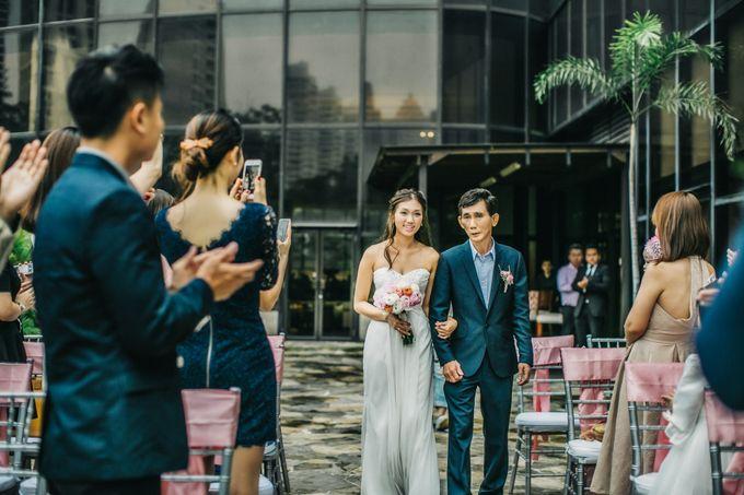 wedding day by Holiday Inn Singapore Atrium - 007