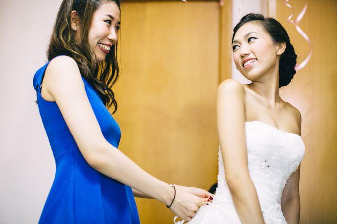 wedding day by Holiday Inn Singapore Atrium - 002