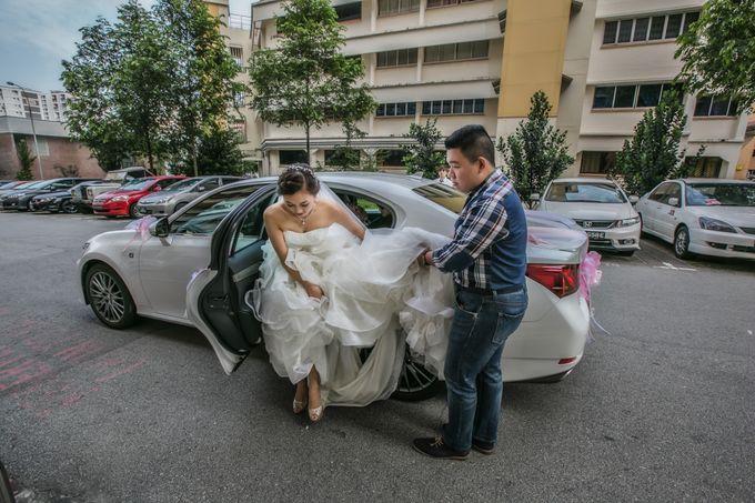 wedding day by Holiday Inn Singapore Atrium - 014