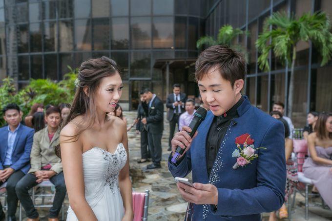 wedding day by Holiday Inn Singapore Atrium - 015