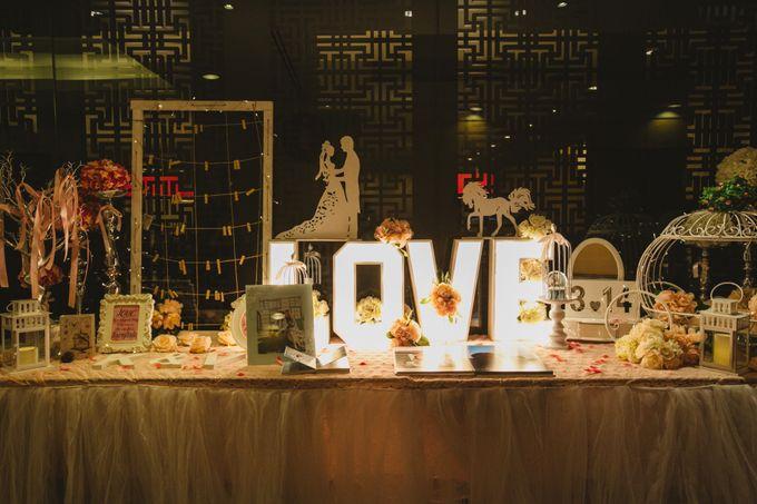 wedding day by Holiday Inn Singapore Atrium - 016