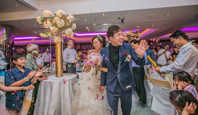 wedding day by Holiday Inn Singapore Atrium - 017