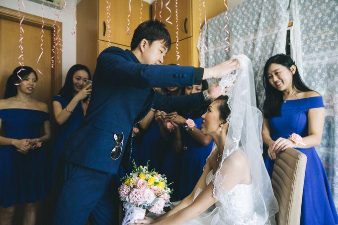 wedding day by Holiday Inn Singapore Atrium - 012