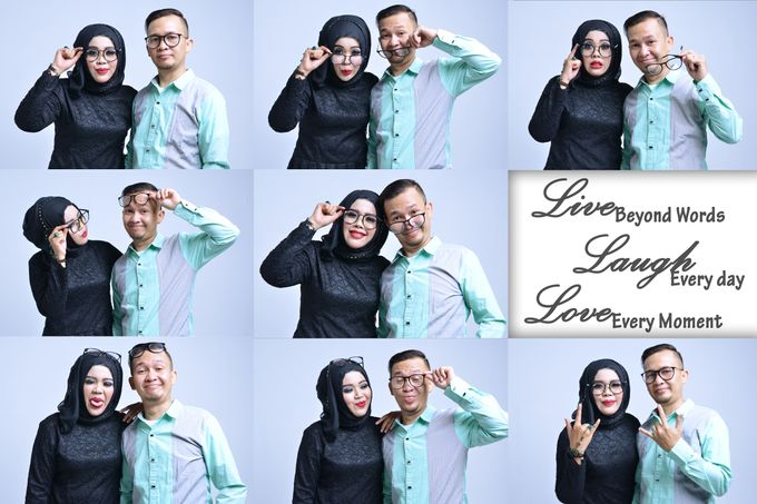 Prewedding Widya & Hafid at Beranda Photo Studio by BERANDA PHOTOGRAPHY - 001