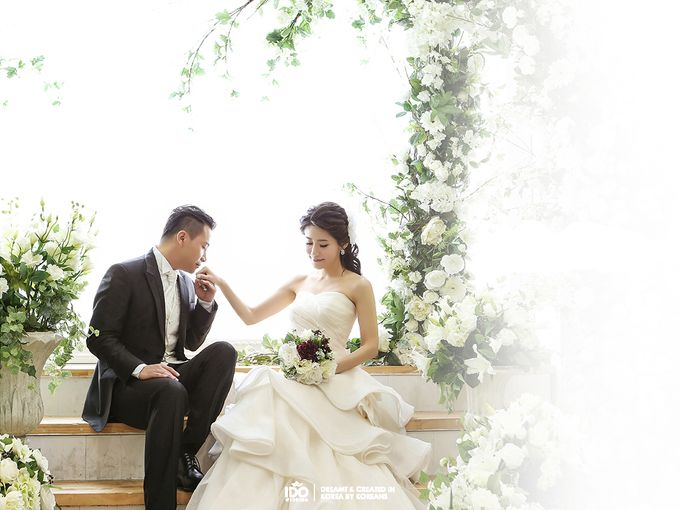 IDO Cha Nee & Ser Chin by IDOWEDDING - 001