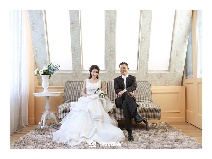 IDO Cha Nee & Ser Chin by IDOWEDDING - 002