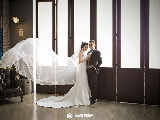 IDO Cha Nee & Ser Chin by IDOWEDDING - 003