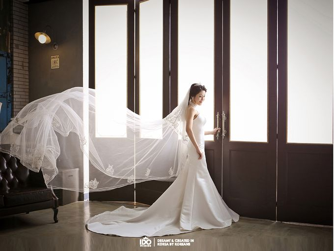 IDO Cha Nee & Ser Chin by IDOWEDDING - 004
