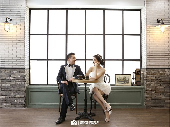 IDO Cha Nee & Ser Chin by IDOWEDDING - 006