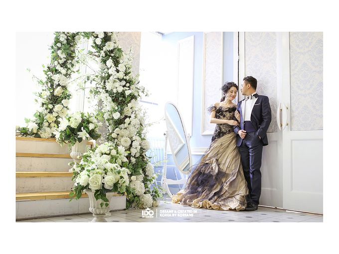 IDO Cha Nee & Ser Chin by IDOWEDDING - 005
