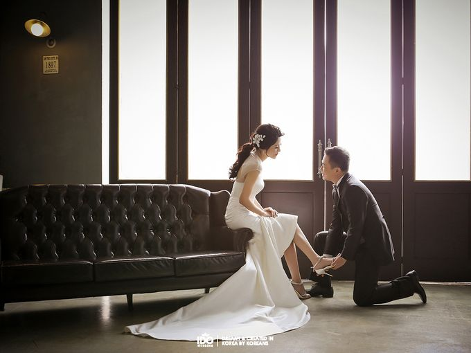 IDO Cha Nee & Ser Chin by IDOWEDDING - 008