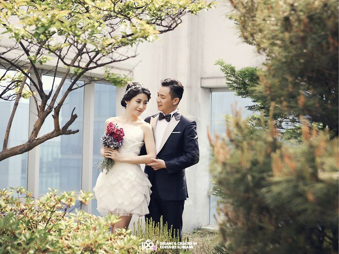 IDO Cha Nee & Ser Chin by IDOWEDDING - 009