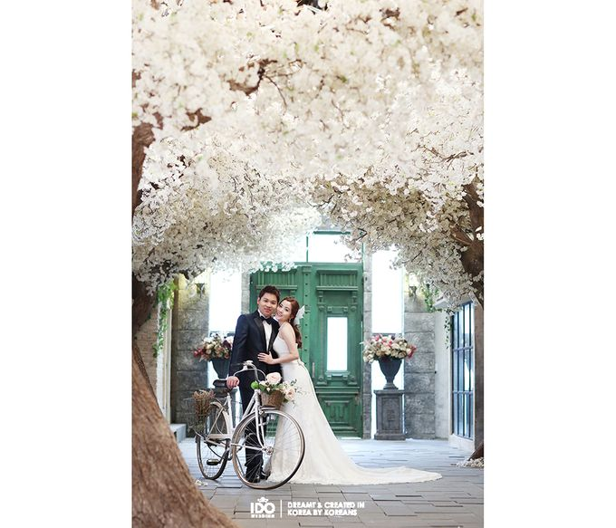 IDO Xing Zhang & Seoh Ni by IDOWEDDING - 005