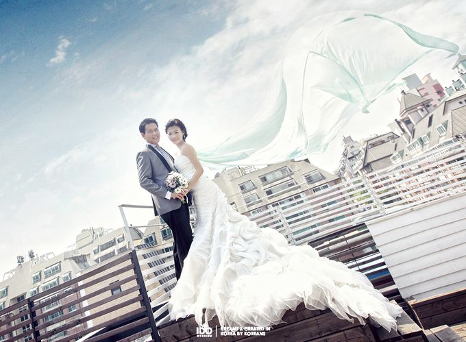 IDO Jax & Jia Wen by IDOWEDDING - 001