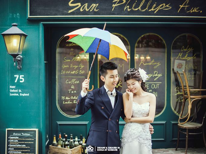 IDO Guo Wei & Peik Ai by IDOWEDDING - 001