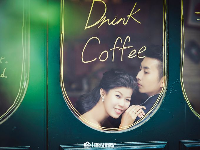 IDO Guo Wei & Peik Ai by IDOWEDDING - 002