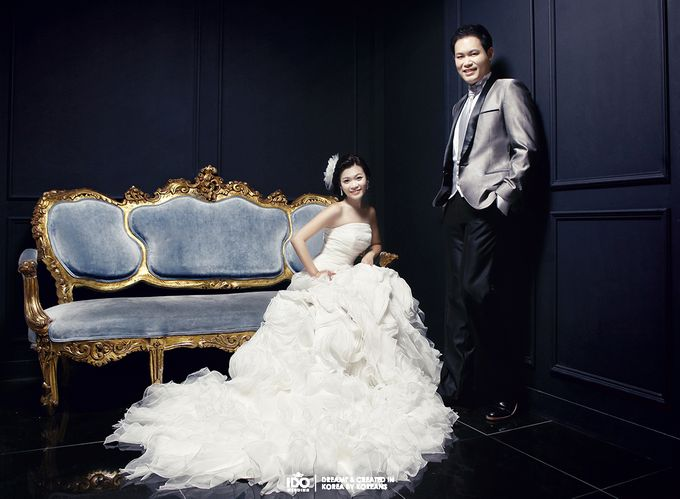 IDO Jax & Jia Wen by IDOWEDDING - 009