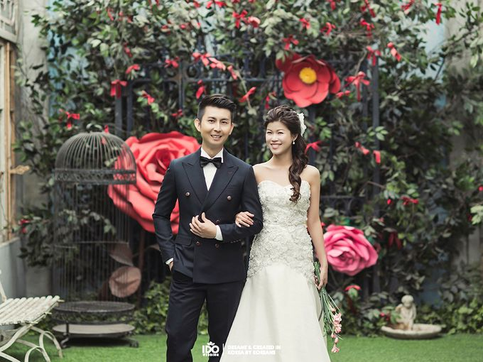 IDO Guo Wei & Peik Ai by IDOWEDDING - 007