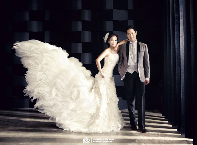 IDO Jax & Jia Wen by IDOWEDDING - 006