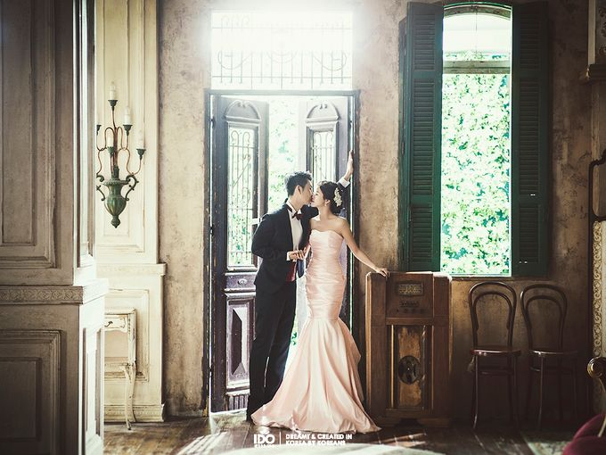 IDO Guo Wei & Peik Ai by IDOWEDDING - 009