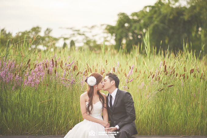 IDO Clarus & Krislyn by IDOWEDDING - 001