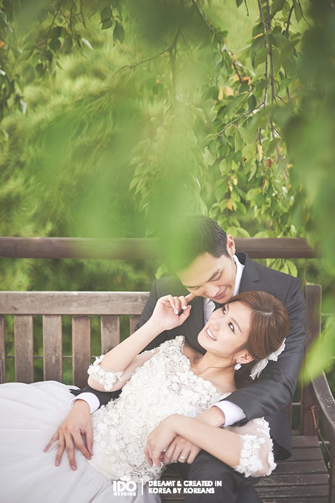 IDO Clarus & Krislyn by IDOWEDDING - 007