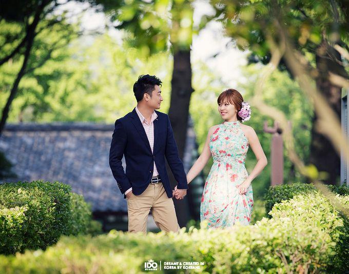IDO Hong Chia & Esslin by IDOWEDDING - 005