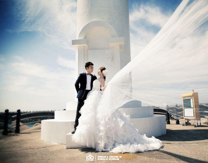 IDO Hong Chia & Esslin by IDOWEDDING - 001
