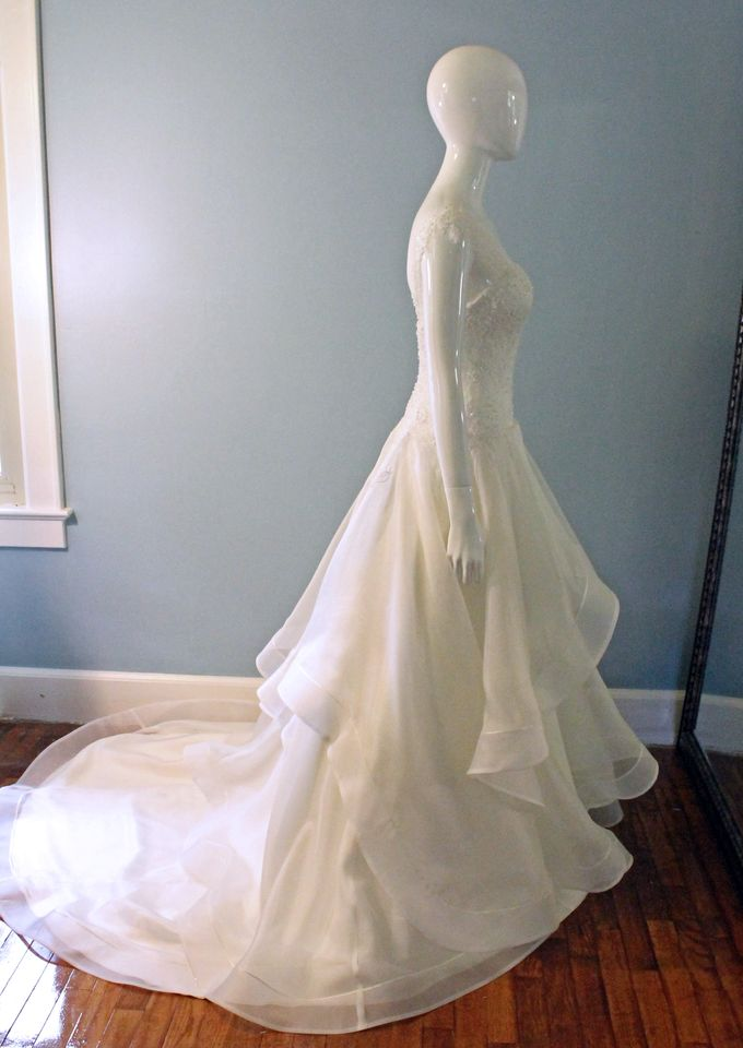 Couture Bridal Gowns by Desiree Spice by Desiree Spice - 042