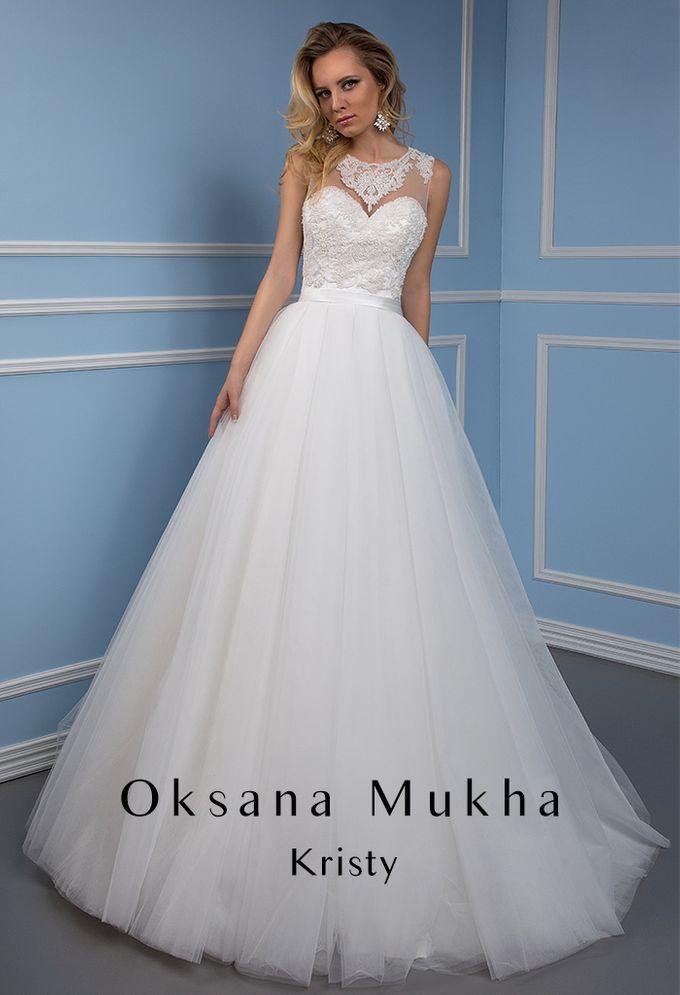 Wedding collection 2016 by OKSANA MUKHA - 020