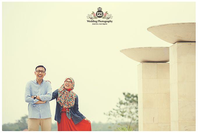 Prewedding Compilation by 123 Wedding Photography - 010