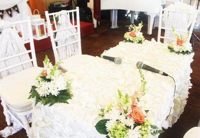 Wedding Mr Teguh & Mrs Azza by B'steak Function Hall - 006