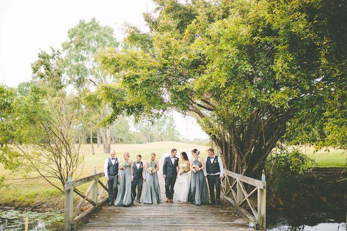 Kylies Bridesmaids in Dark Platinum by Goddess By Nature - 004