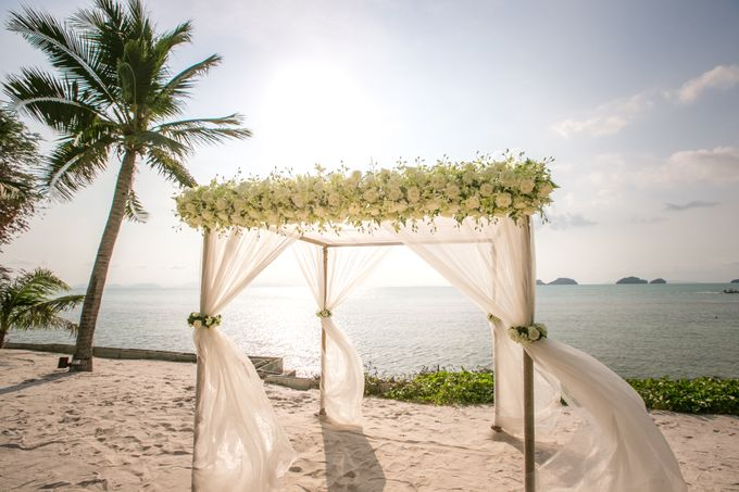 Weddings at Hilton Hua Hin Resort & Spa by Hilton Hua Hin Resort & Spa - 005