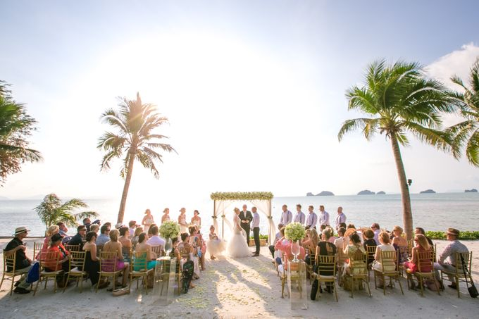 Weddings at Hilton Hua Hin Resort & Spa by Hilton Hua Hin Resort & Spa - 006