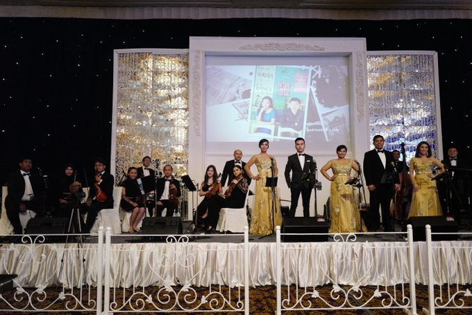 Vella & Andri Wedding by Nico Santoso Entertainment - 003