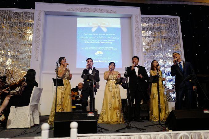 Vella & Andri Wedding by Nico Santoso Entertainment - 002