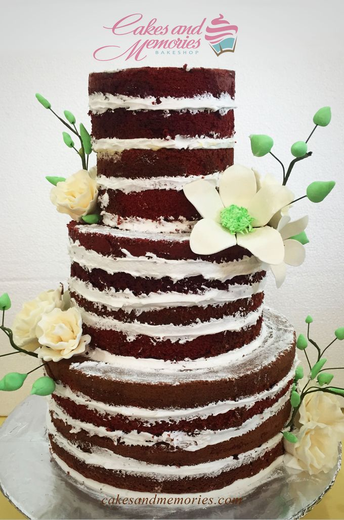 Three Layer Cakes by Cakes and Memories Bakeshop - 006