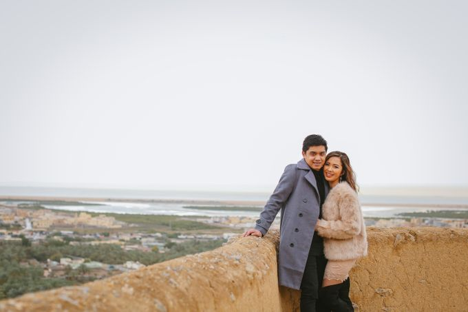 A L  x  C A R L A   ENGAGEMENT SESSION by Leighton Andante - 012