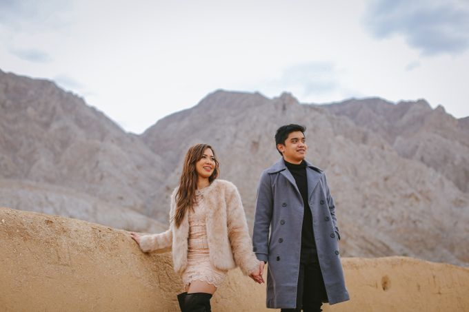 A L  x  C A R L A   ENGAGEMENT SESSION by Leighton Andante - 014