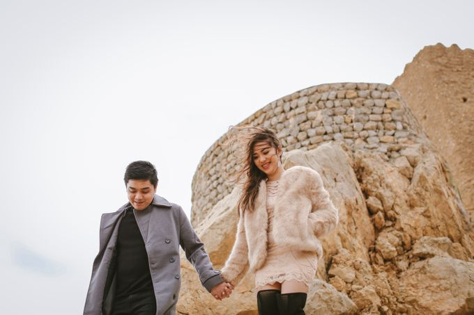 A L  x  C A R L A   ENGAGEMENT SESSION by Leighton Andante - 015
