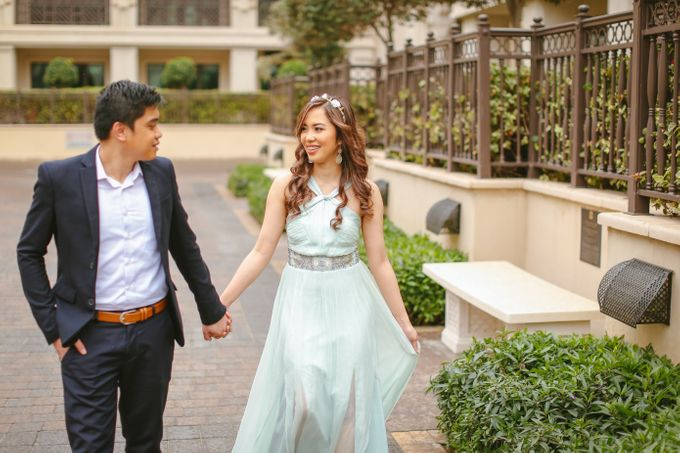 A L  x  C A R L A   ENGAGEMENT SESSION by Leighton Andante - 005