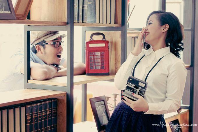 Asri & dhika Prewedding shoot by MSB Photography - 016