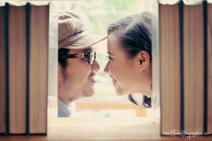 Asri & dhika Prewedding shoot by MSB Photography - 018