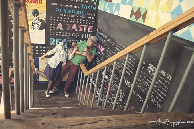 Asri & dhika Prewedding shoot by MSB Photography - 004