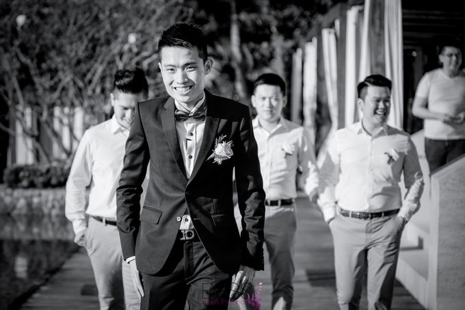 Lucas & Kathleen  Hlightlight photo wedding at conrad samui by BLISS Events & Weddings Thailand - 006